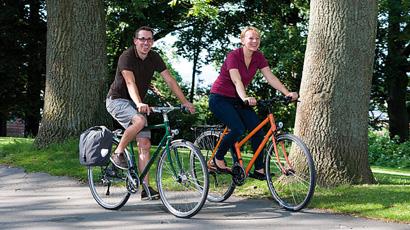 Patria - Fahrräder für die Reise