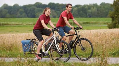 Patria - E-Bikes